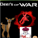 Deers Of  War Box Art Cover