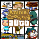 Animal Crossing Auto Box Art Cover