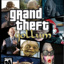 Grand Theft Gollum Box Art Cover