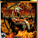Mortal Kombat Fire Edition Box Art Cover