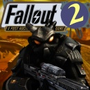 Fallout 2 Box Art Cover