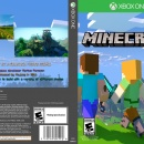 Minecraft Xbox One Edition Box Art Cover