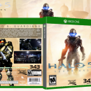 Halo 5: Guardians Box Art Cover