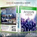 Assassin's Creed Unity Box Art Cover