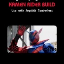 Kamen Rider Build Box Art Cover