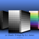 50 Shades Trilogy Box Art Cover