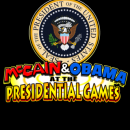 McCain & Obama at the Presidential Games
